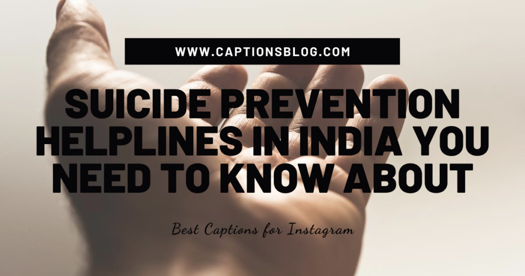 Suicide Prevention Helplines In India You Need To Know About