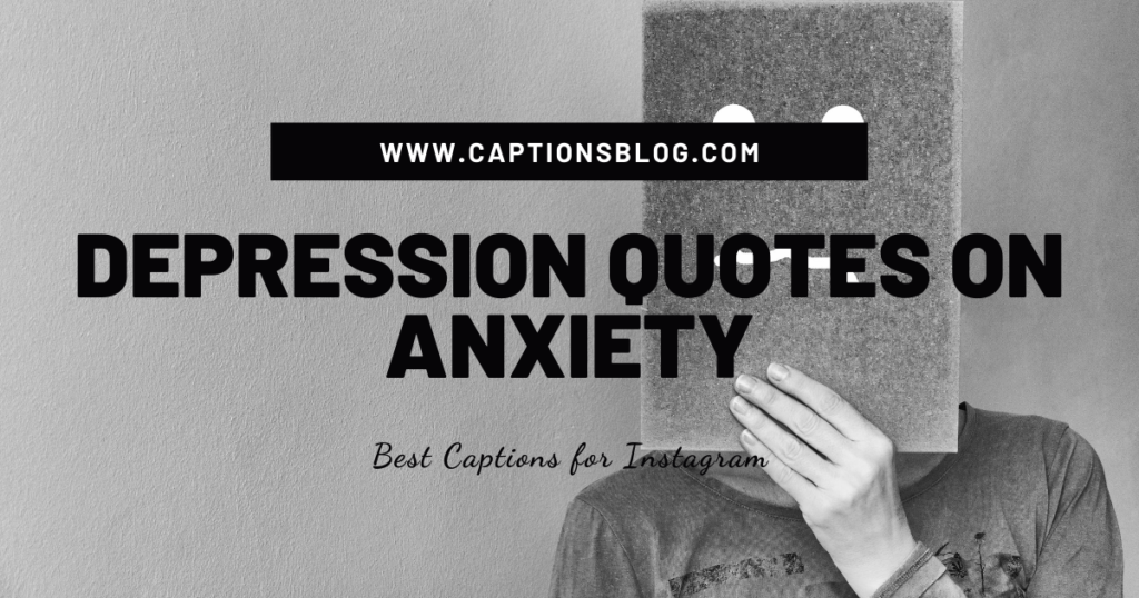 Depression quotes on anxiety