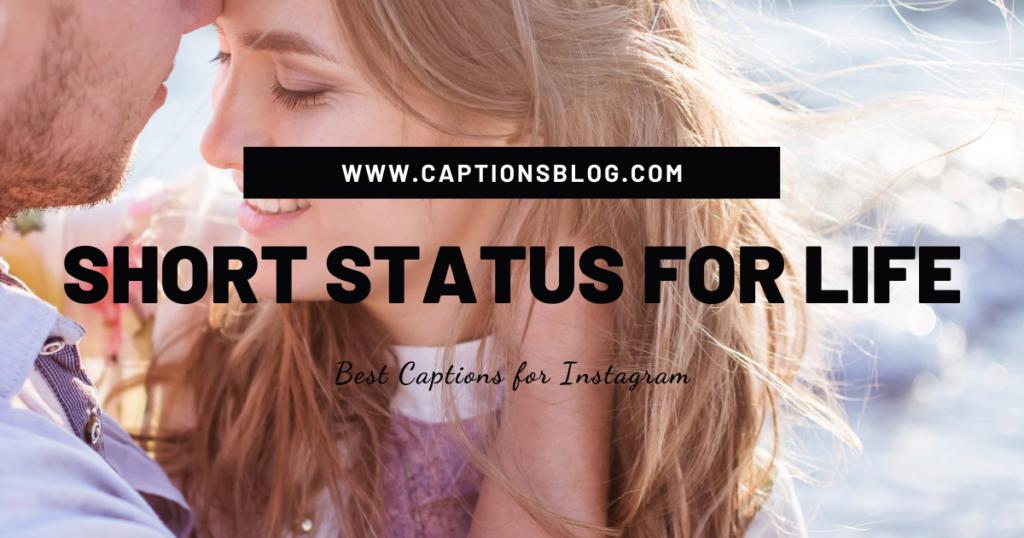 Short Status for Life