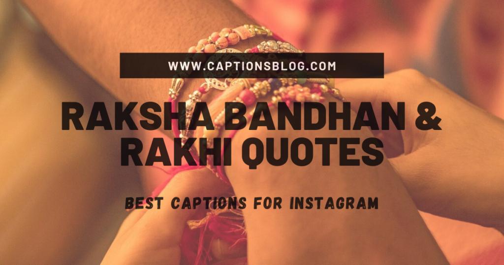 Raksha Bandhan & Rakhi Quotes